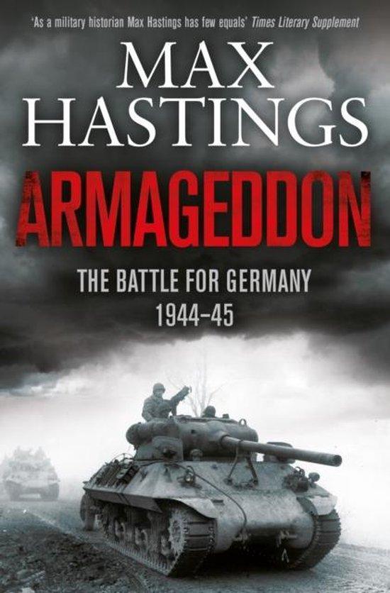 Boek cover Armageddon van Max Hastings (Paperback)