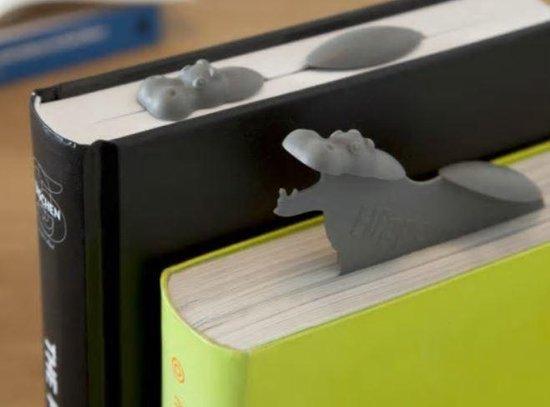 boekenlegger Hippo Nijlpaard