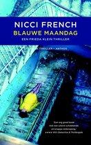Boek cover Frieda Klein 1 - Blauwe maandag van Nicci French (Onbekend)