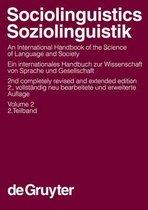 Sociolinguistics / Soziolinguistik. Volume 2