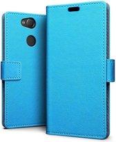 Sony Xperia XA2 Wallet Hoesje - Blauw