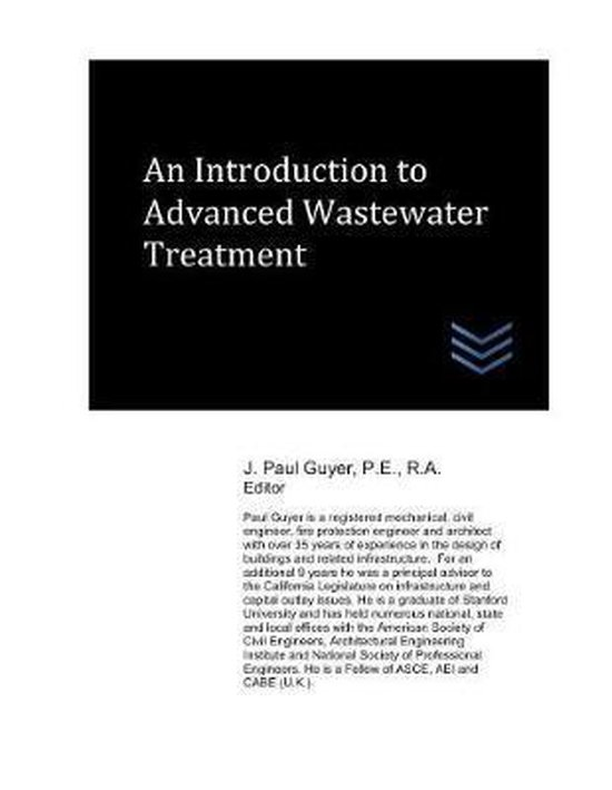 An Introduction to Advanced Wastewater Treatment