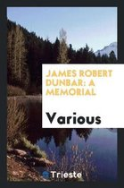 James Robert Dunbar