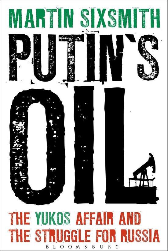 Omslag van Putin's Oil