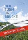 Boek cover Der Turm und die Brücke van David P. Billington