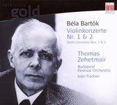 Bartok, B: Violinkonzerte Nr. 1&2