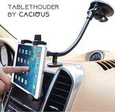 Cacious Universele Tablet Houder voor Dashboard Auto - Autohouder o.a. voor iPad (Air) en Samsung Galaxy Tab