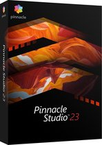 Pinnacle Studio 23 Standard - 1 apparaat - Meertal