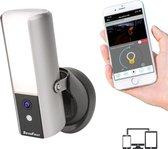SecuFirst LCA230 Buitenlamp met geïntegreerde IP camera - 850 Lumen - 10W