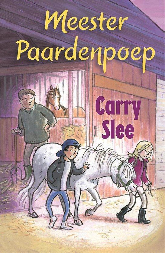 Boek cover Meester Paardenpoep van Carry Slee (Paperback)