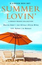 Omslag Summer Lovin' Box Set
