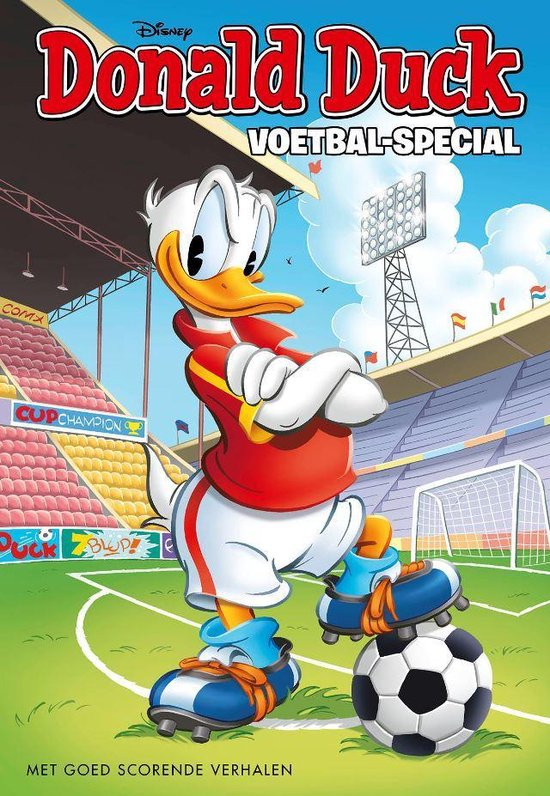 Donald Duck Special 4 - 2021 - Voetbal Special