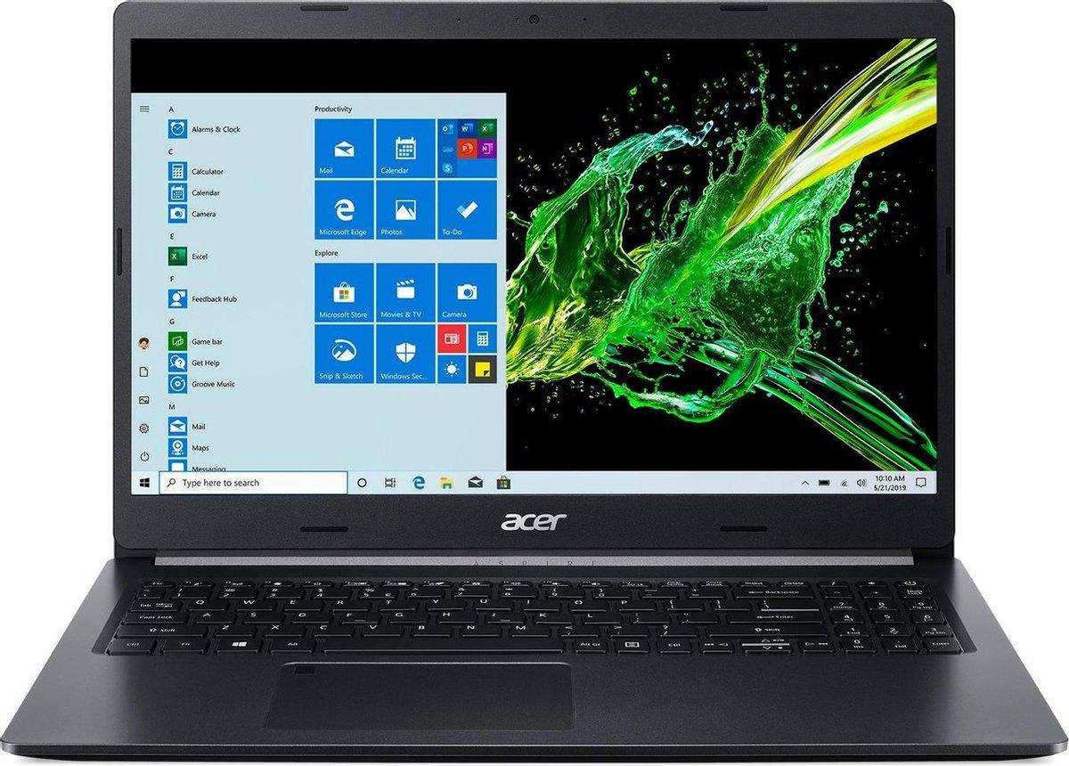 """Acer Aspire 5 A515-55-520K, 15"""" FHD, i5-1035G1, 8GB, 1TB, W10"""