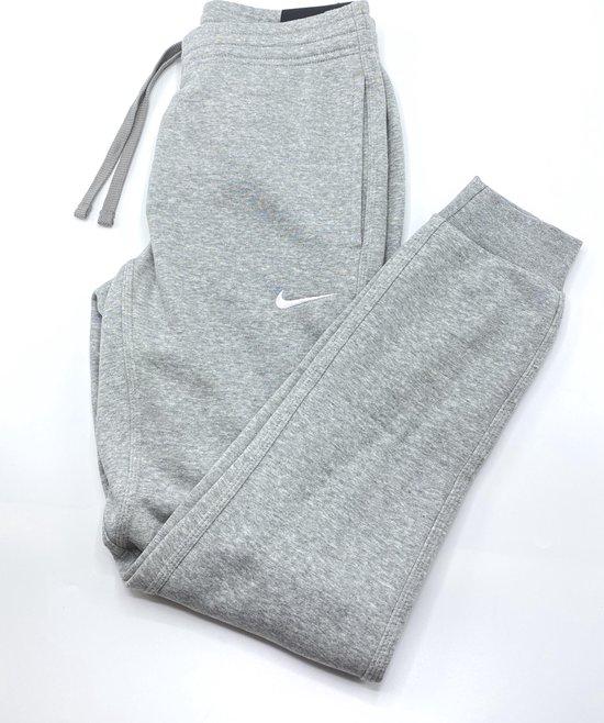 Nike Men Sportswear Club Fleece Tapered Jogger Pants (Grijs) - Maat L