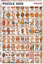 Playing Cards, 1000 Piece Puzzle