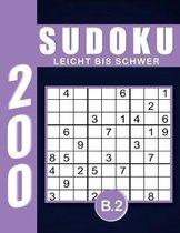 Sudoku Erwachsene Leicht Bis Schwer Band 2