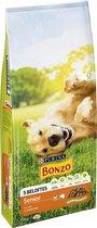 Bonzo Droog Senior - Hondenvoer Kip & Groenten - 15 kg