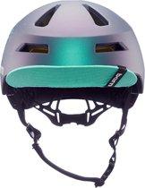 Bern Nino 2.0 Metallic Space Splat - Small - Kids Junior helm