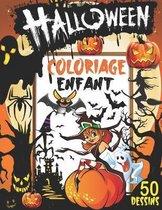Coloriage Halloween Enfant