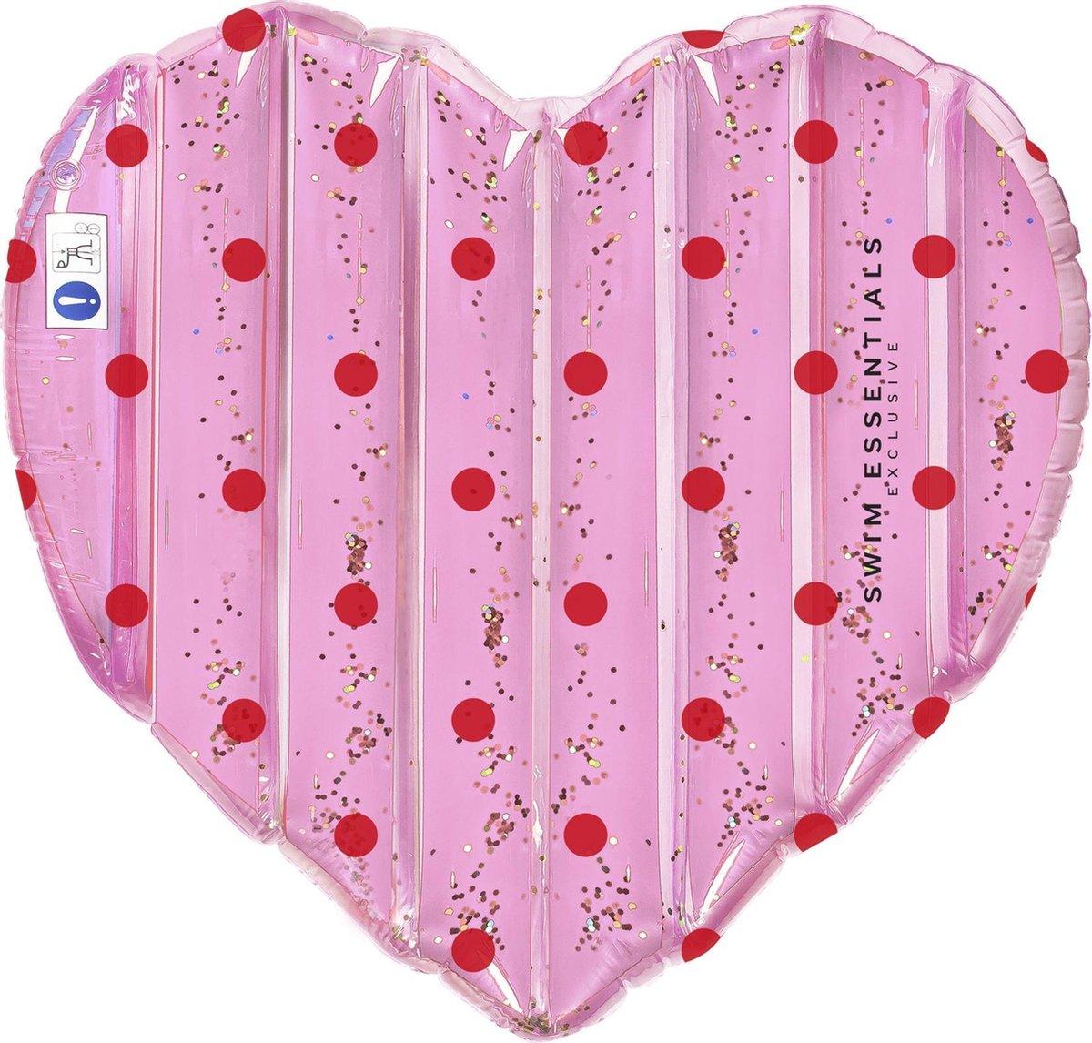 Swim Essentials Zwemband - roze - rood