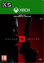 Hitman 3: Deluxe Edition - Xbox Series X/Xbox One - Game