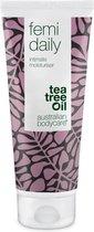 Australian Bodycare Femi Daily 100 ml - Effectieve hydraterende gel tegen jeuk en irritatie in de intieme zone met 100% natuurlijke Tea Tree Olie - Heeft een verzachtende en preventieve werking bij intiem ongemak - Geschikt voor mannen en vrouwen