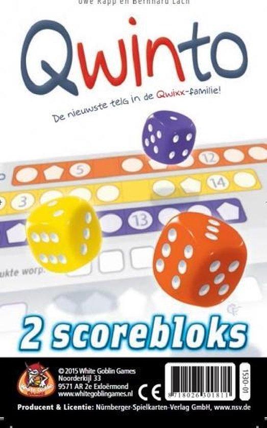 Afbeelding van het spel Qwinto Bloks