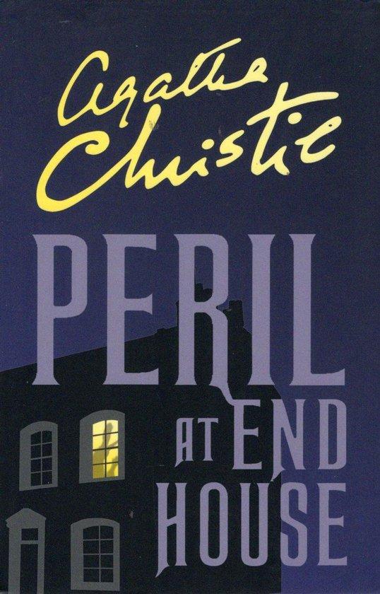 Boek cover Peril at End House (Poirot) van Agatha Christie (Paperback)