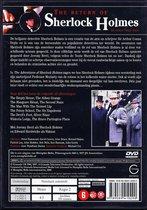 Sherlock Holmes - Return Of Sherlock Holmes