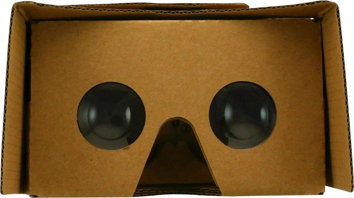 GadgetBay Universele VR Glasses Cardboard - Bouwpakket