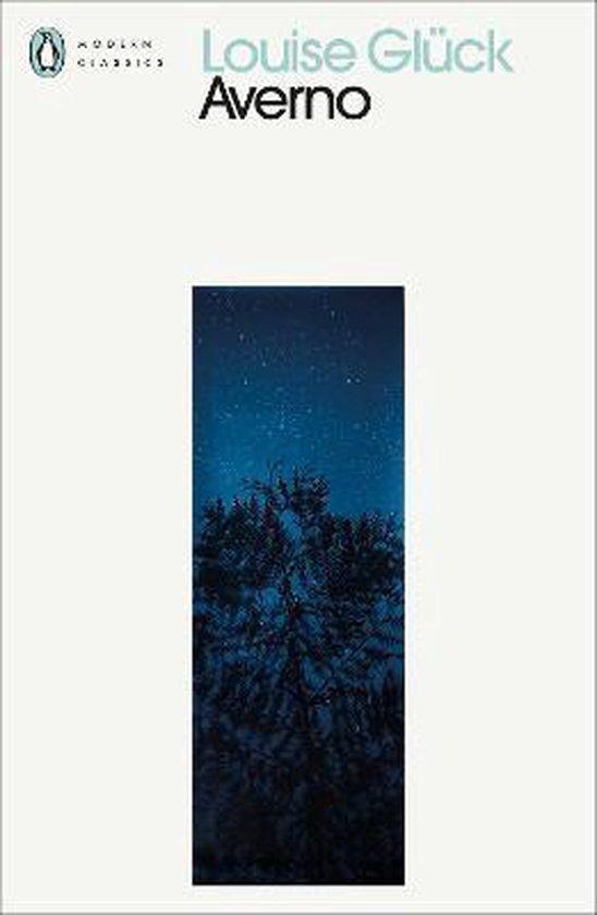 Boek cover Averno van Louise Gluck (Paperback)