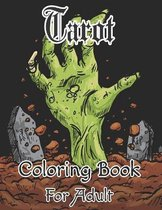 Tarot Coloring Book For Adult