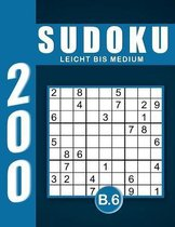 Sudoku Erwachsene Leicht Bis Medium Band 6