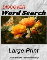 Discover Large Print Word Search