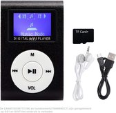MP3 - TF card included - earbud included - with Cl