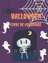 Halloween Livre de Coloriage