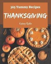 365 Yummy Thanksgiving Recipes