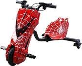 Drift trike Spider Selectra met led wieletjes 250W krachtige motor