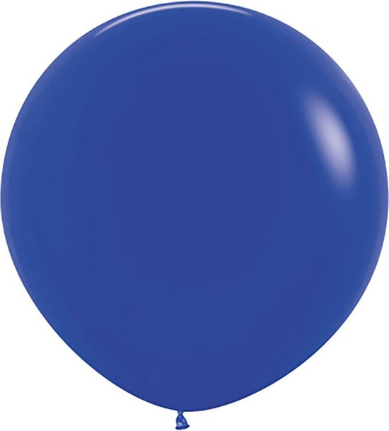 Sempertex ballonnen 61cm Fashion Royal Blue 041 (10 stuks)