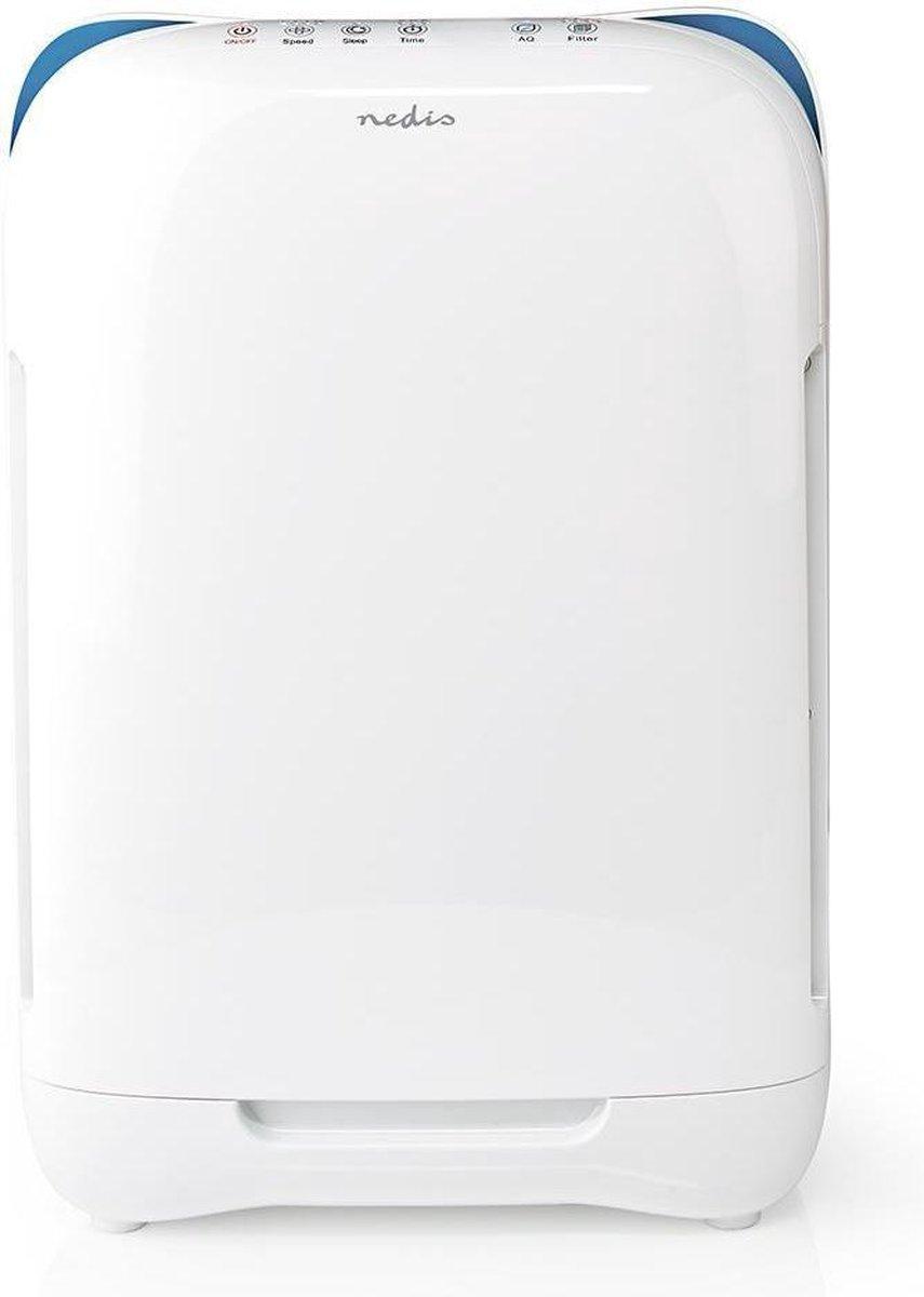 Luchtreiniger HEPA-filter, ionisator Geschikt voor ruimtes tot: 25 m² | Clean Air Delivery Rate (CADR): 200 m³/h | Luchtkwaliteitsindicator