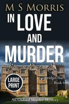 In Love And Murder (Large Print)