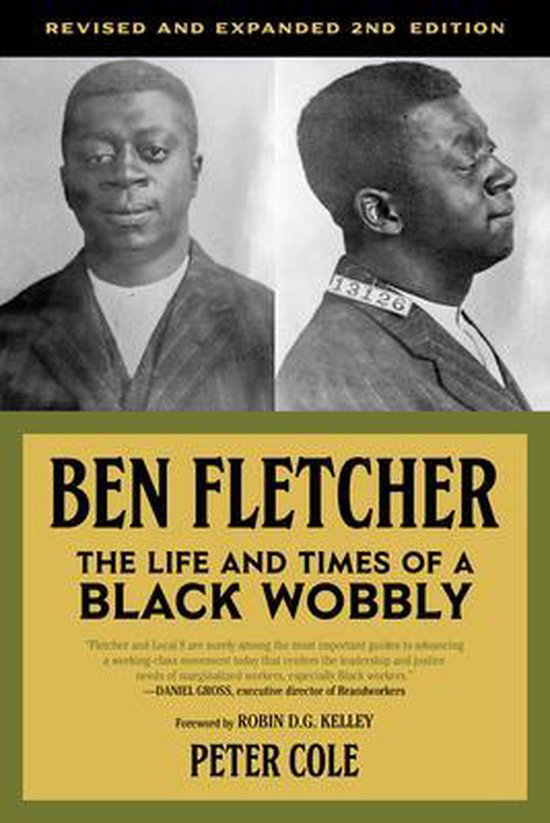 Boek cover Ben Fletcher van  (Paperback)