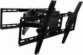 TV beugel   Monitor beugel   Draaibaar   Kantelbaar   Zwenkbaar   VESA 100/200/400/600x400   Max. gewicht: 50 kg   40 t/m 80 inch   Allteq
