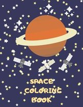 Space Coloring Book