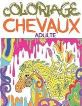 Coloriage Chevaux Adulte
