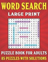 Word Search Book For Adults