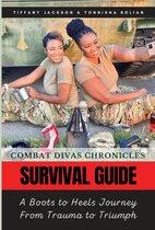 Omslag Combat Divas Chronicles: Survival Guide