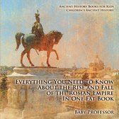 Everything You Need to Know About the Rise and Fall of the Roman Empire In One Fat Book - Ancient History Books for Kids - Children's Ancient History