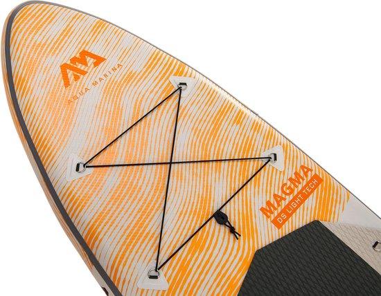 "Aqua Marina - Magma - 11'2"" - Opblaasbare supboard - Advanced allround - Suppen - 15PSI"