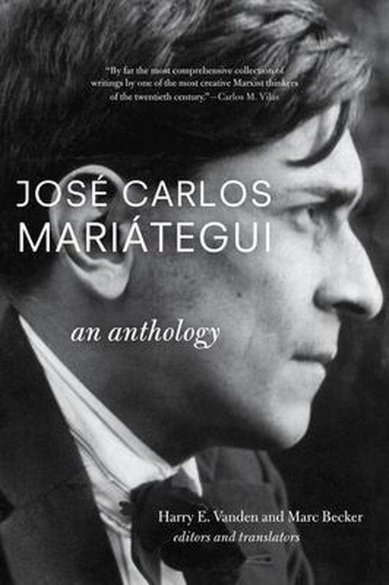 Boek cover Jose Carlos Mariategui van Jose Carlos Mariategui (Paperback)